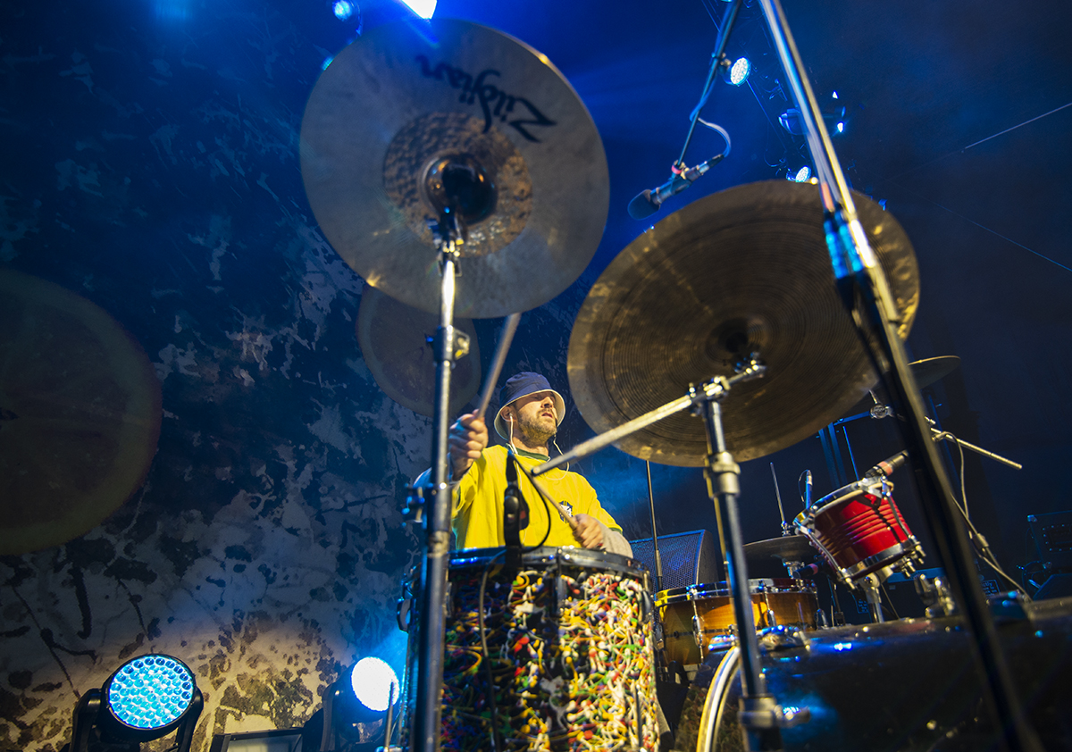 Spike Island, The Resurrection – live review