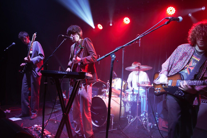 The Lounge Society/Julia Bardo/Splint: Hebden Bridge Trades Club – live review
