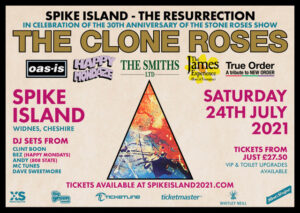 Spike Island: The Resurrection 2021 – festival preview