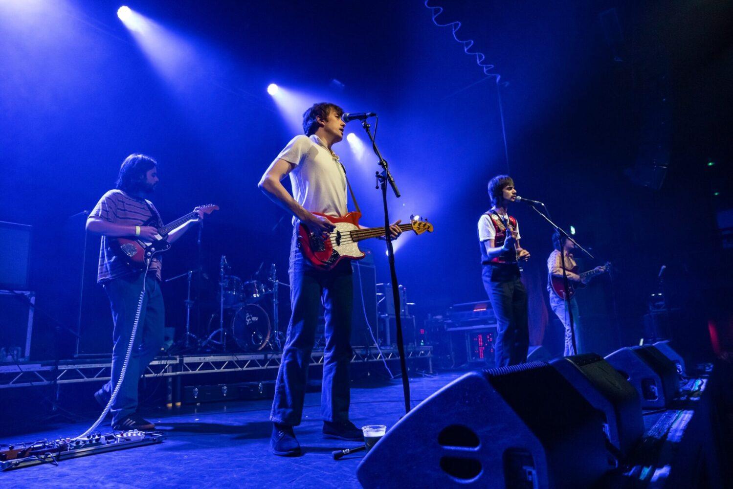 Concert For John: 02 Ritz, Manchester – live review