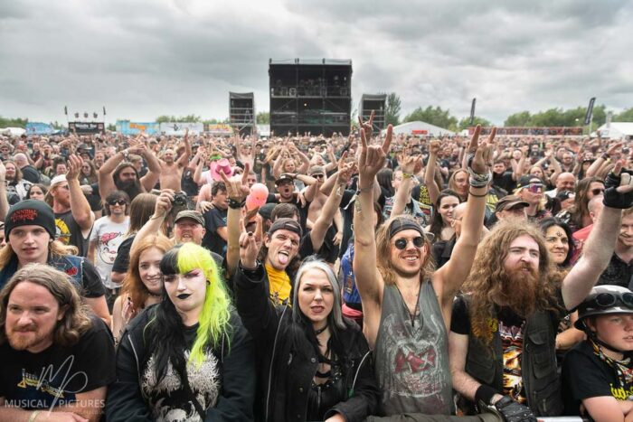Bloodstock 2021: Part 2 – interview with Simon Hall