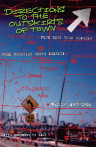 Directions To The Outskirts Of Town book cover