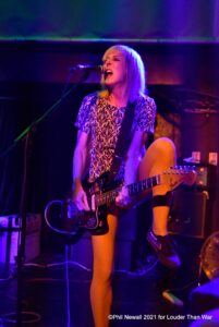 The Lovely Eggs: District, Liverpool – live review