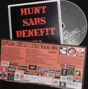 On The Run: Hunt Sabs Benefit Compilation Vol 2 – album review