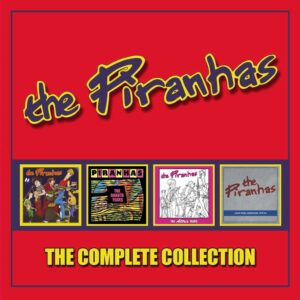 The Piranhas: The Complete Collection – album review