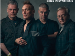 Membranes London and Manchester gigs