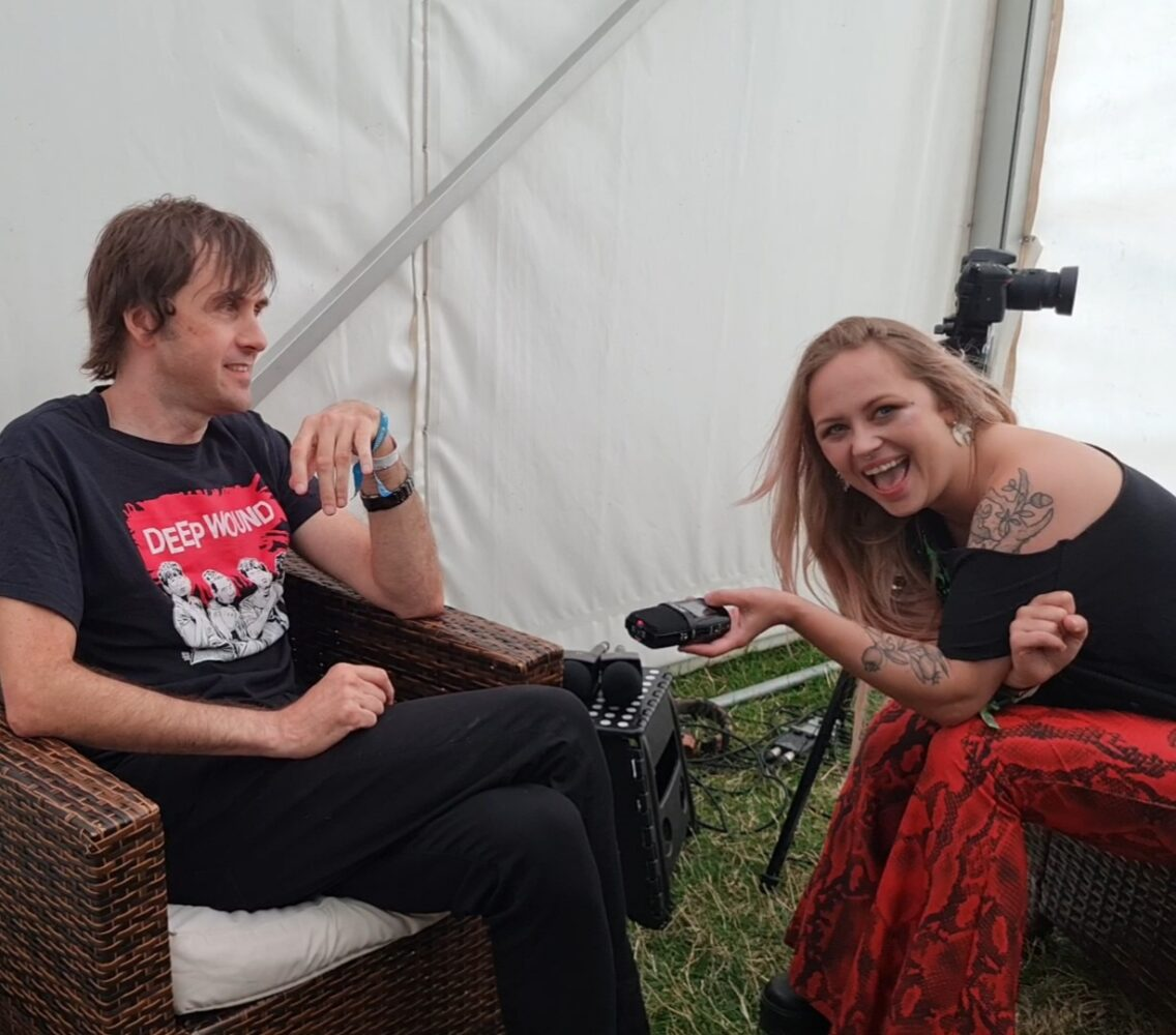 Bloodstock 2021: Part 1  – festival review and interview (Napalm Death and Malevolence)