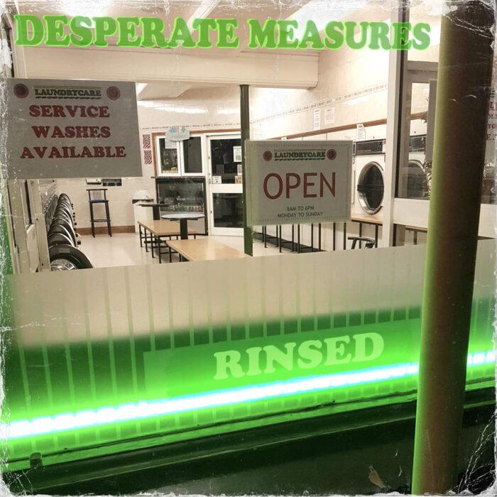 Desperate Measures 'Rinsed' : album review