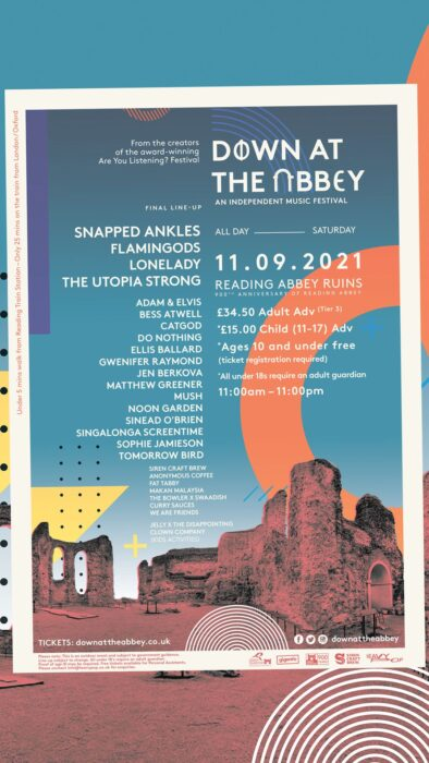 Down At The Abbey 2021 – festival preview