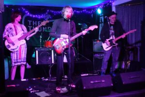 Blue Orchids, Mellotronics, AlterModerns: The Thunderbolt, Bristol -live review