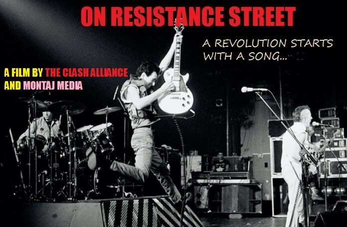 On Resistance Street: New Clash documentary in production