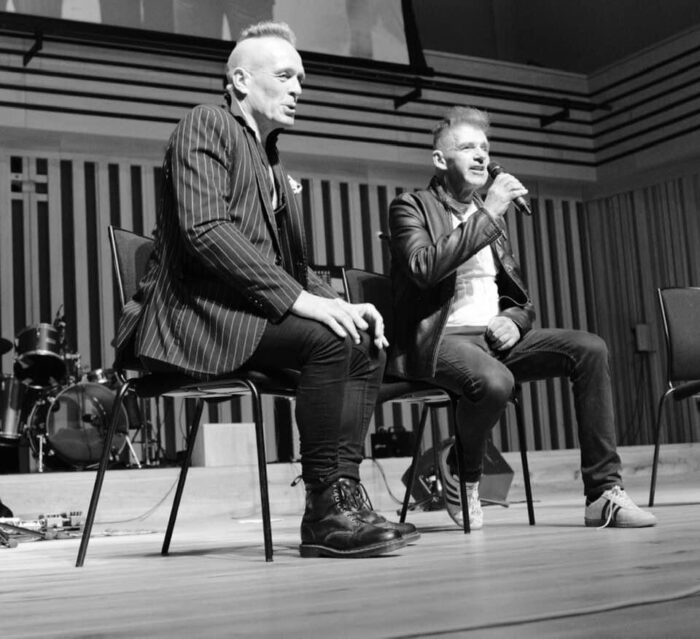 The TJM Story: Book Launch:  Stoller Hall, Manchester