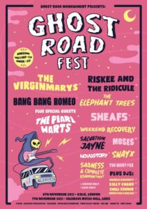 Ghost Road Festival: preview and interview with Lori Forster