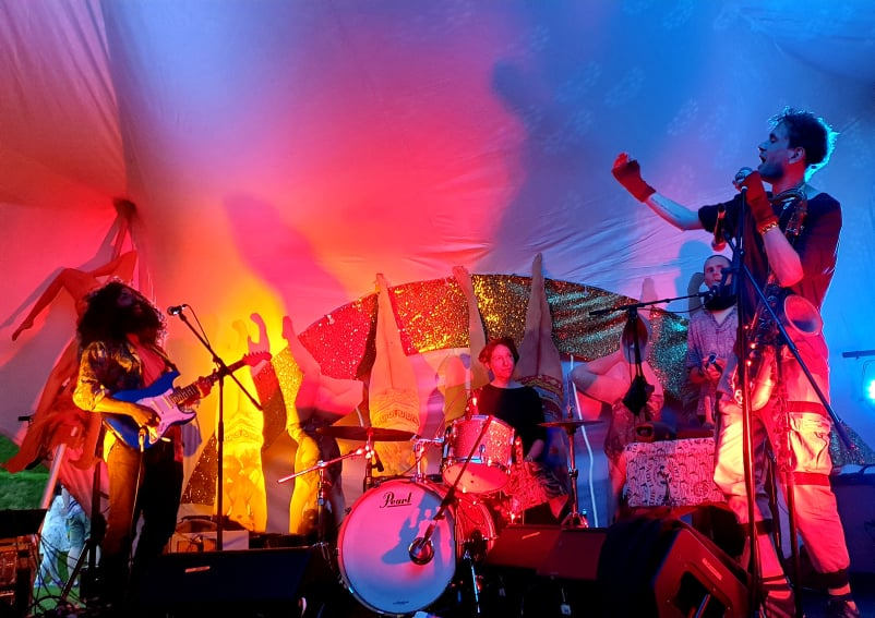 Jupiter Rising Festival, Edinburgh – live review