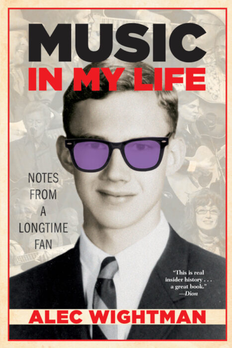 Music In My Life by Alec Wightman – book review
