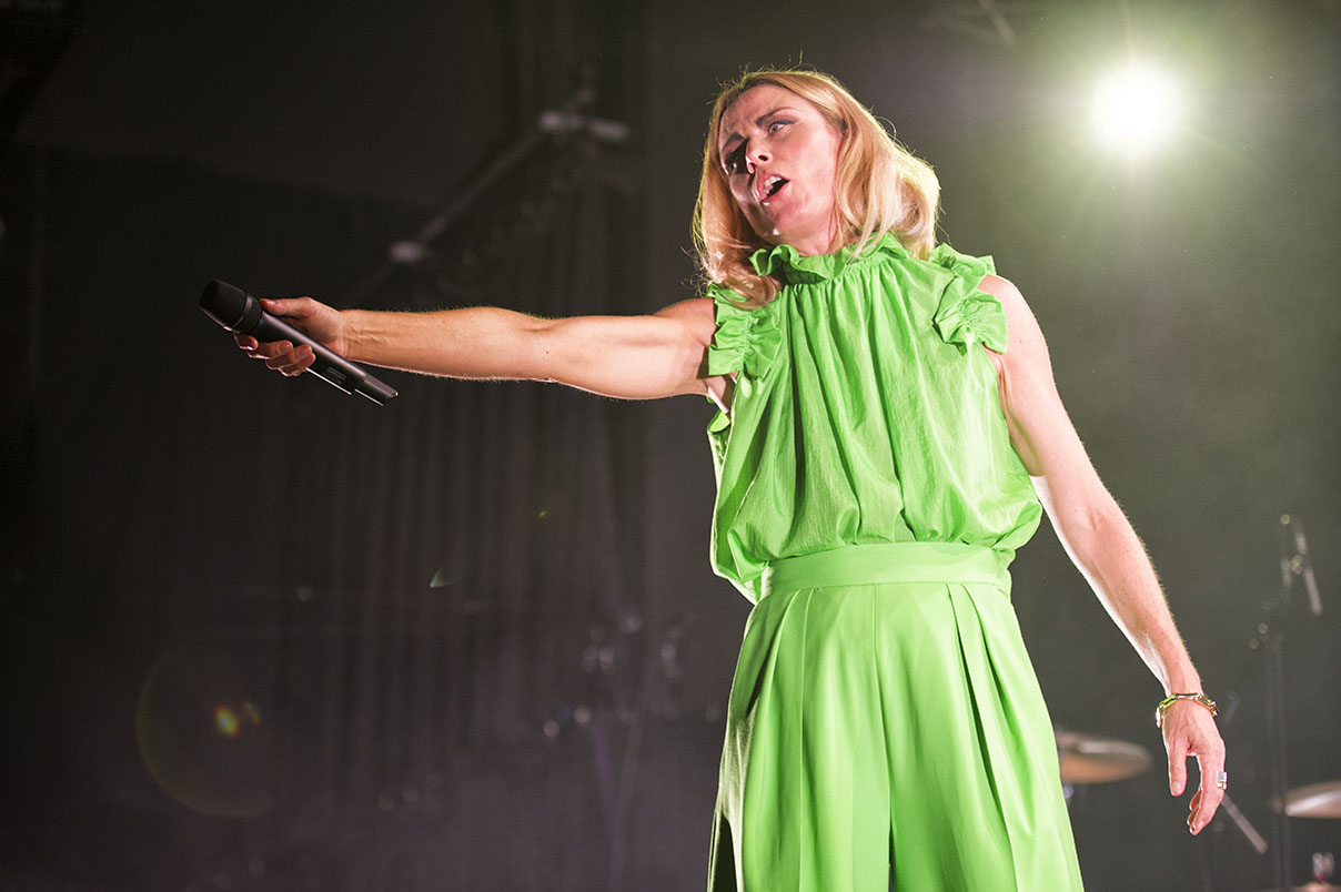 Roisin Murphy 2- Manchester academy © Melanie Smith