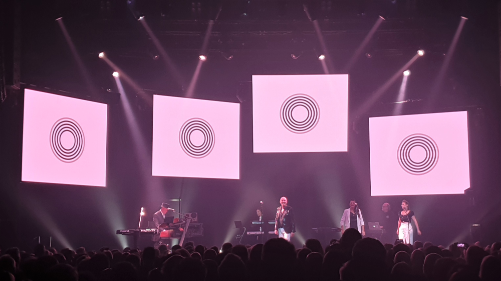 Heaven 17 at Roundhouse London by Martin Dudley