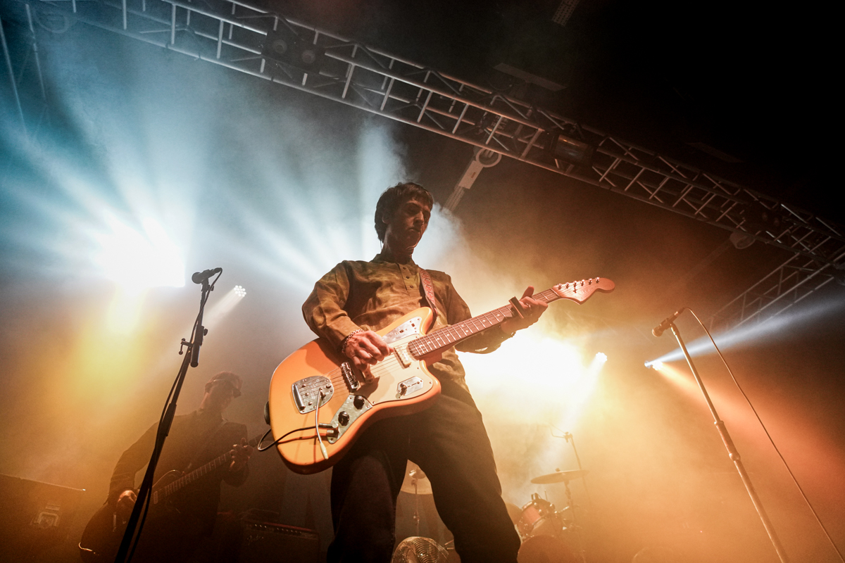 Johnny Marr: Leeds Stylus – live review