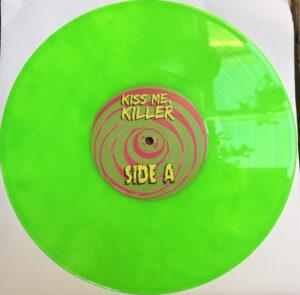 Kiss Me Killer slime vinyl