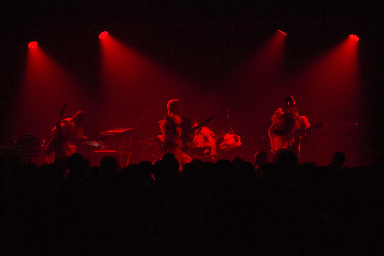 Lump: Trinity Centre, Bristol – live review