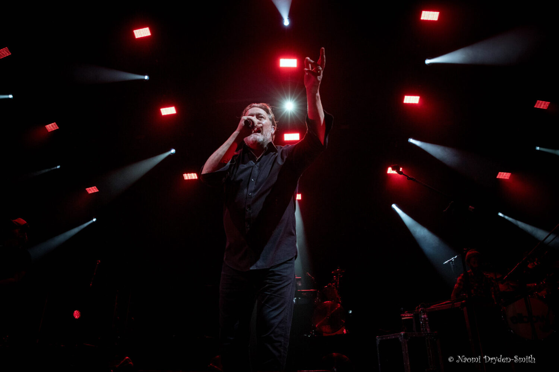 Elbow: Eventim Apollo, London – live review