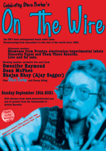 On THe Wire line up Comp