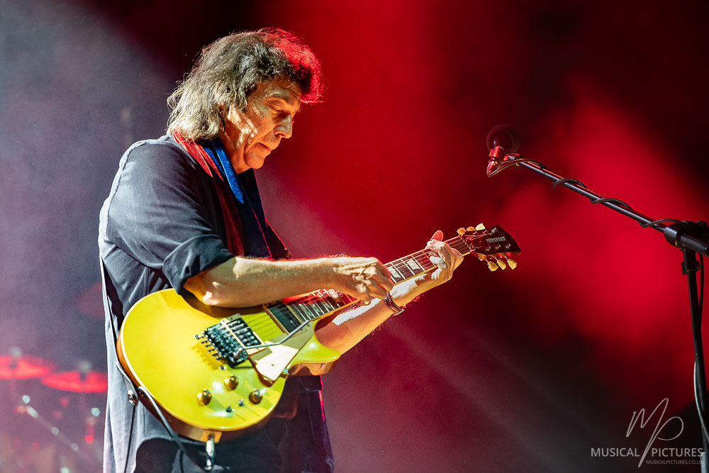 Steve Hackett's Genesis Revisited On Tour Now