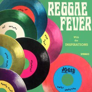 The Inspirations – Reggae Fever – album review