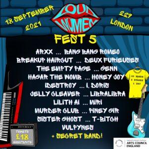LOUD WOMEN Fest 5