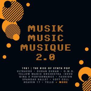 Various: Musik, Music, Musique 2.0 – album review