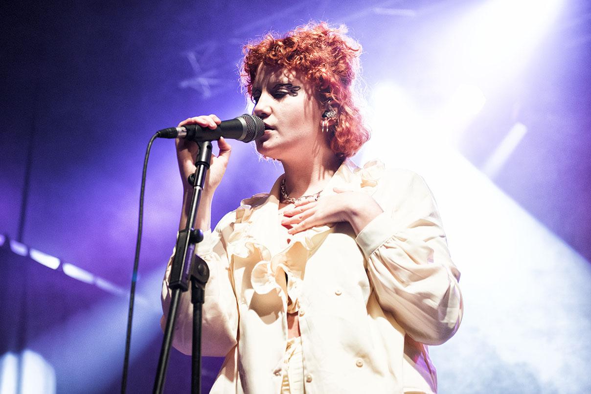 Phoebe Green @ Manchester Academy © Melanie Smith