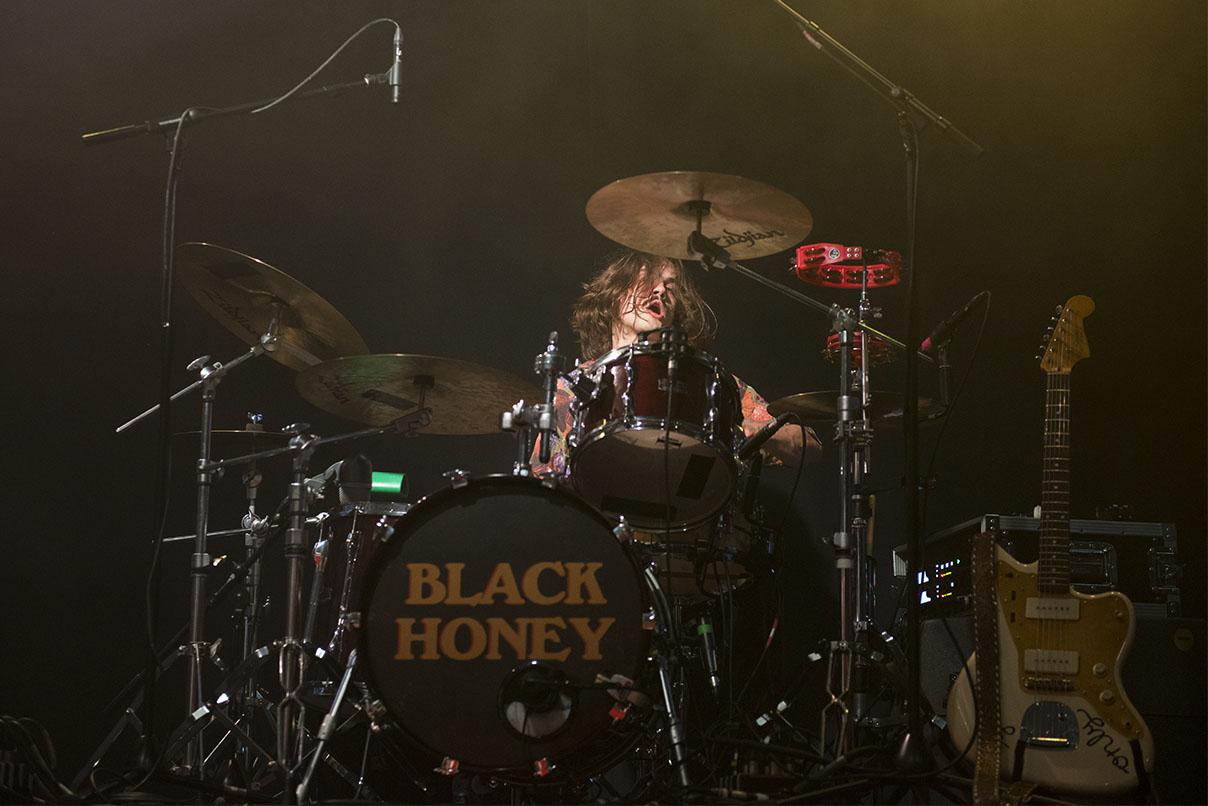 Black Honey 1 @ Manchester Academy 2 © Melanie Smith