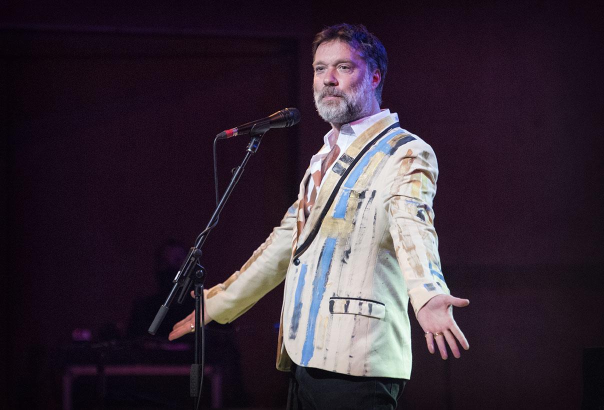 Rufus Wainwright @ Bridgewater Hall, Manchester 10/10/21