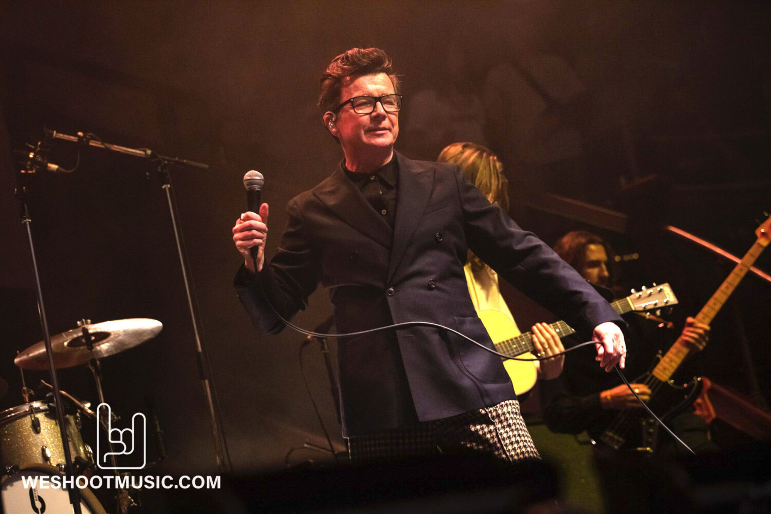 Rick Astley + Blossoms perform songs of the Smiths