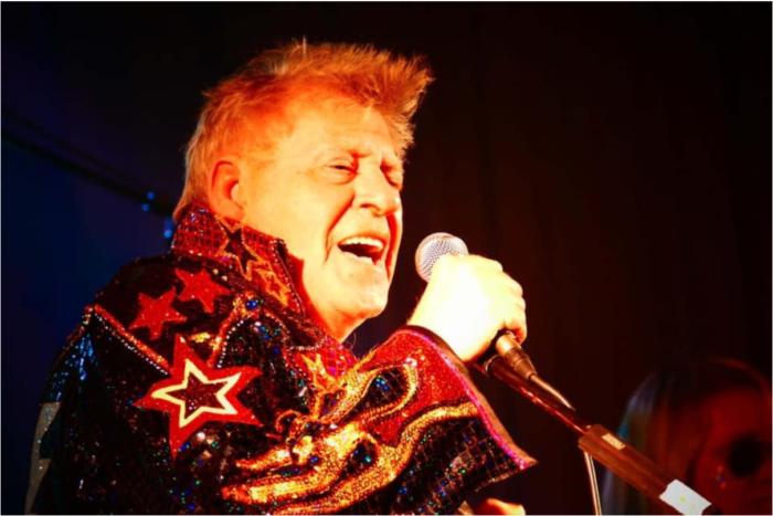John Rossall (The Glitter Band) RIP