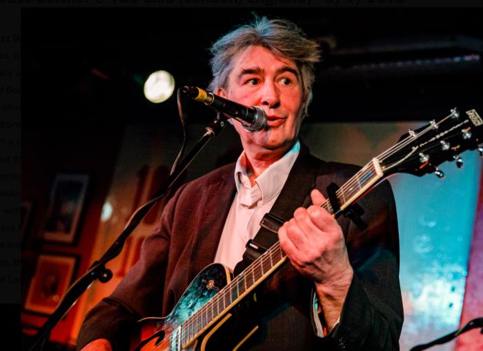 Pat Fish aka The Jazz Butcher RIP : an appreciation : Farewell tothe Last of the Gentleman Adventurers.