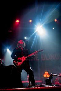 The Blinders Eughon - The Albert Hall Manchester - Michael Bond©
