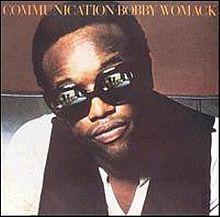 Bobby Womack Communication album cover
