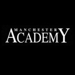 Manchester Academy –  Celebrating 25 Years – Announcing the first 4 exclusive Academy shows