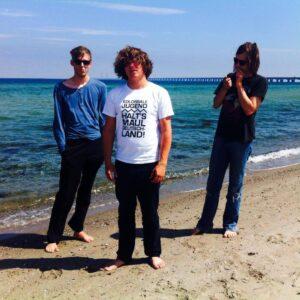 Die Nerven : Vienna Waves Festival : Oct 2014 : live review