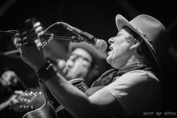 Photo Review: Exclusive images from Slaughter And The Dogs Acoustic Gig And Conversation Evening At Sound Control, Manchester