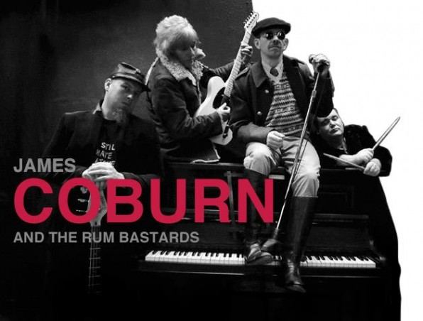 Trailer Released For New Gritty Rockumentry, James Coburn and the Rum Bastards, With Allstar Northern Cast