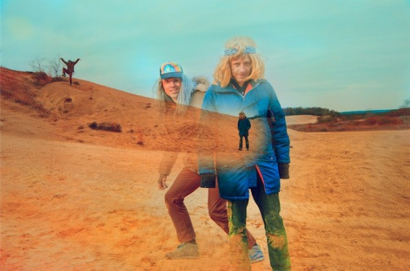 Noise Rock Legends Lightning Bolt Sign To Thrill Jockey; New Album Due In March