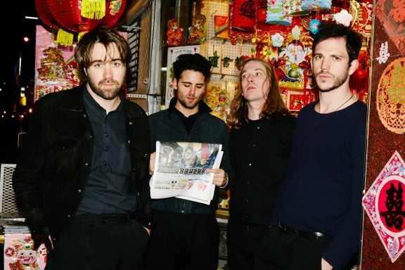 Watch This! The Vaccines announce single / tour – stream video for Handsome now