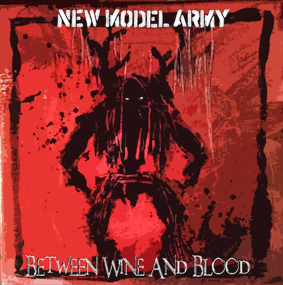 New Model Army Announce New Album Between Wine and Blood