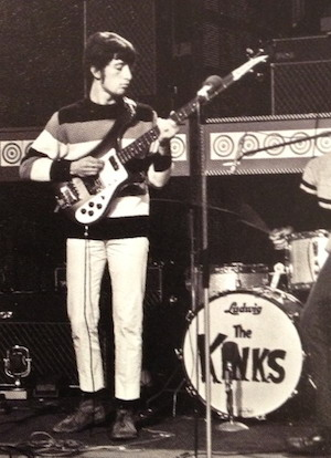 Interview about late Kinks' bassist Pete Quaife | Louder ...