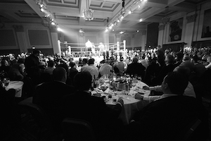 """Louder Than War Interview: Tracey Donnelly – one of the people behind Formal Fight Club and the imminent """"The Warriors"""" boxing event"""