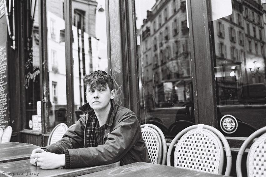 Bill Ryder-Jones by Sophie Jarry