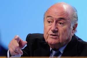 'can we have our ball back, sir…' An open letter to Sepp Blatter