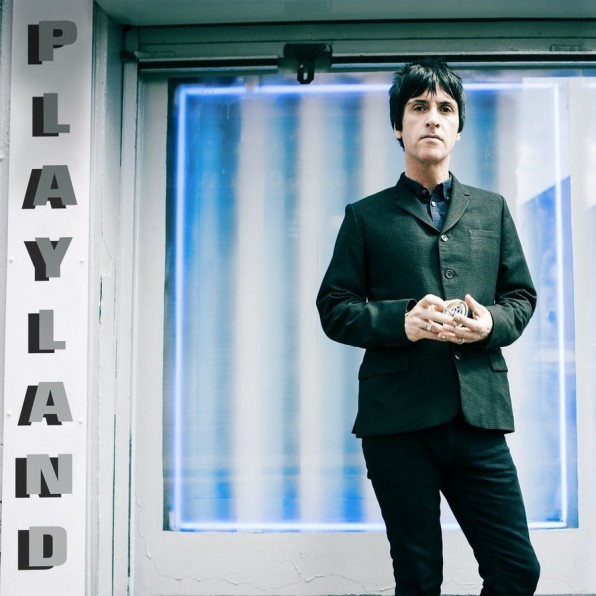 Stream 'Playland' by Johnny Marr now via Spotify ahead of its official release on October 6th